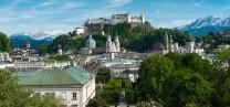 Salzburgo. Foto da Secretaria de Turismo