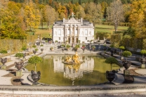 Castelo Linderhof Alemanha