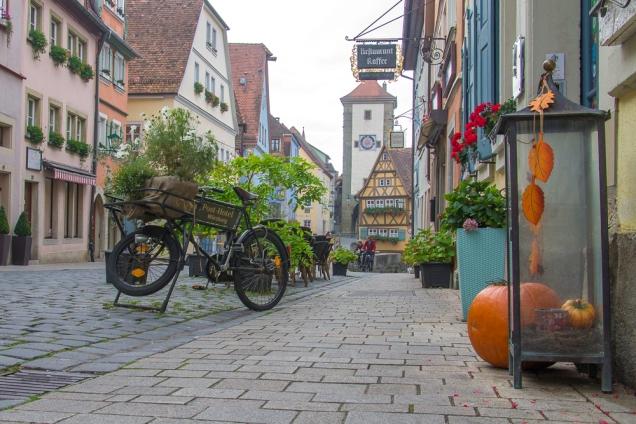 Rothenburg ob der Tauber Alemanha