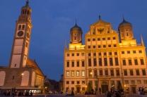 A Perlach e a prefeitura