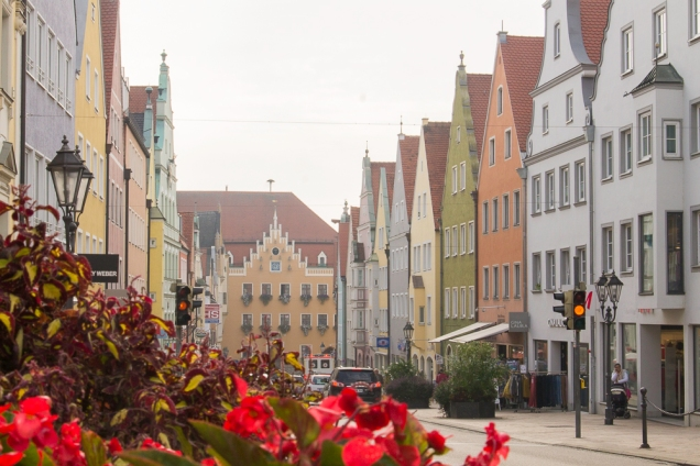 cidades próximas a Munique