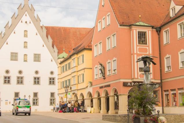 o que fazer no Sul da Alemanha