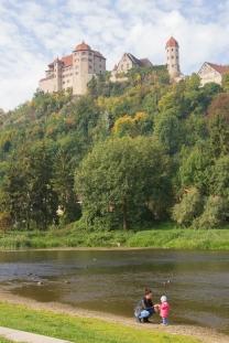 Castelo de Harburgo Alemanha