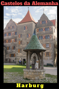 Rota Romântica Alemã castelos