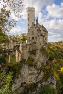 lichtenstein castelos Alemanha