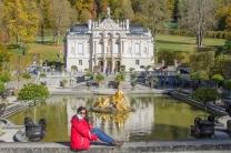 O Palácio Linderhof