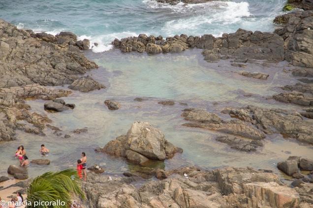 salvador praia do Farol da Barra