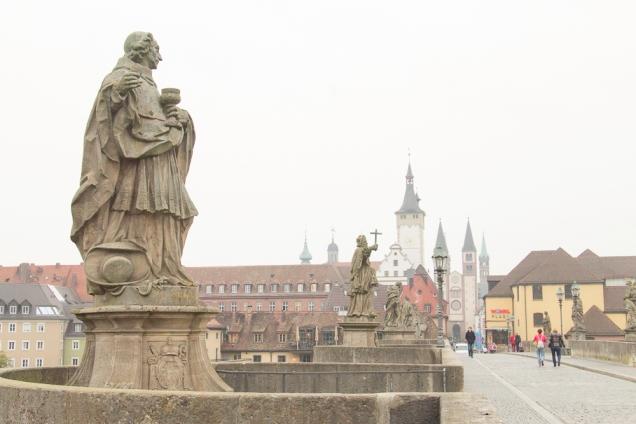 Rota Romântica Alemã wurzburg