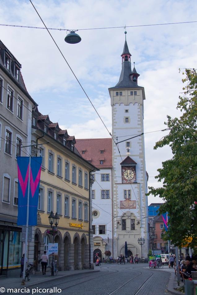 Wurzburg rota Romântica Alemã