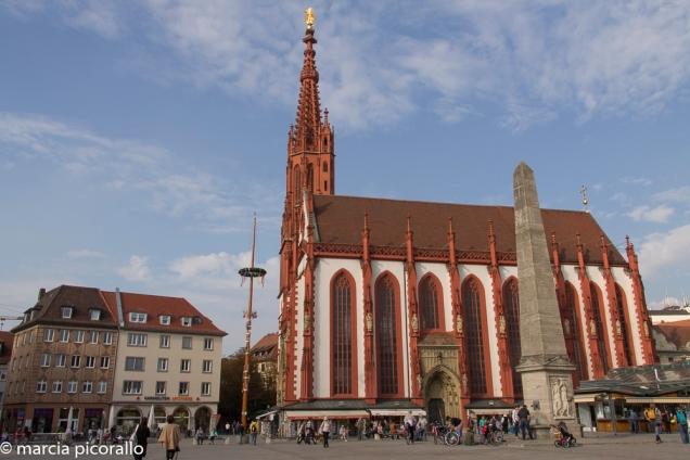 Wurzburg pontos turísticos