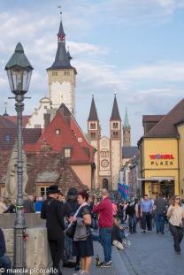 Wurzburg onde beber vinho