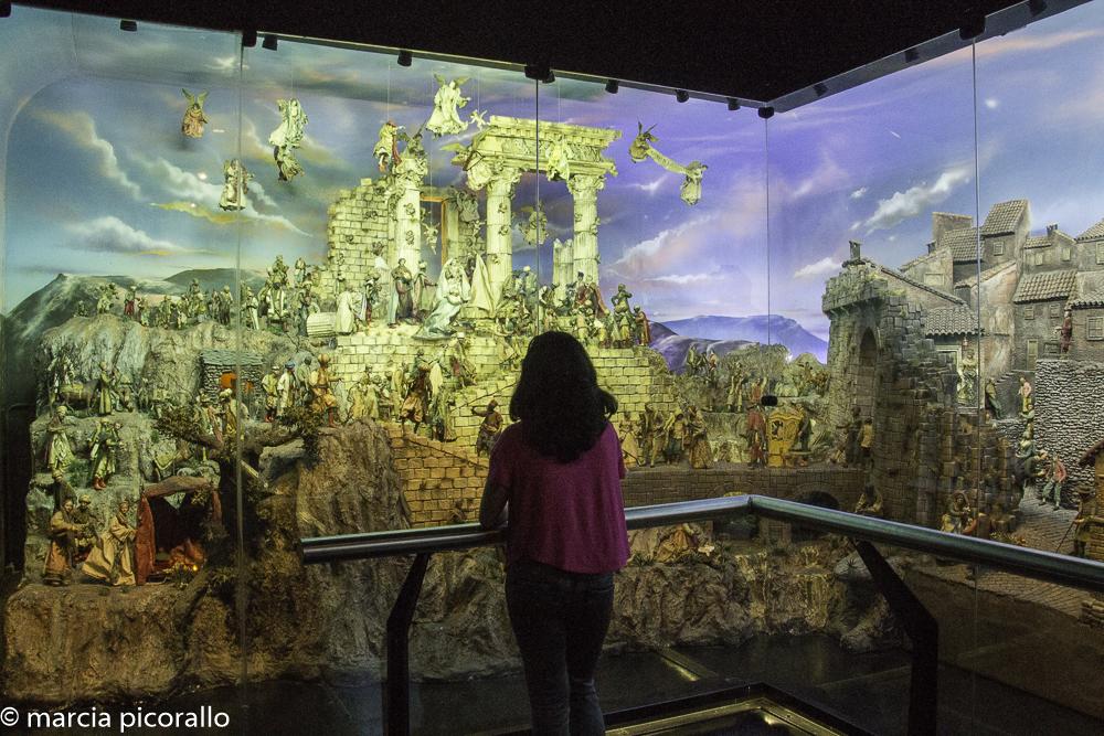 Natal em SP Museus presépios