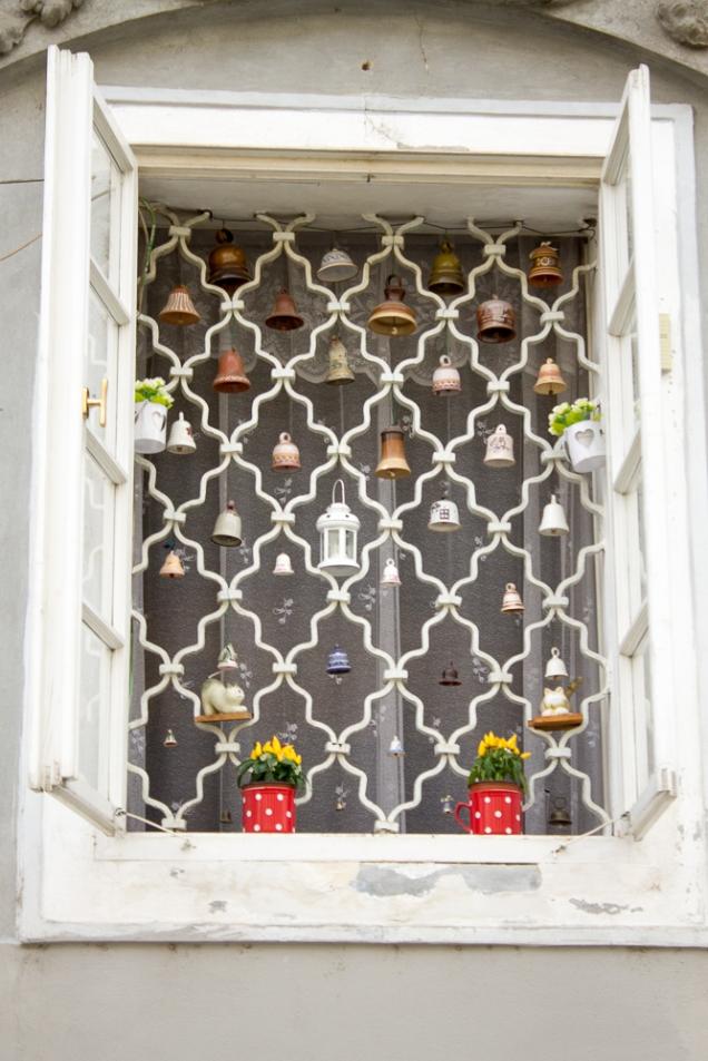 Praga janela