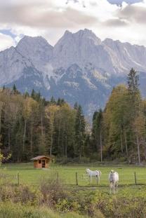 Garmisch-Partenkirchen estradas