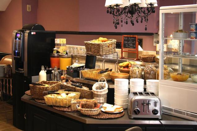 preço café da manhã Estrasburgo