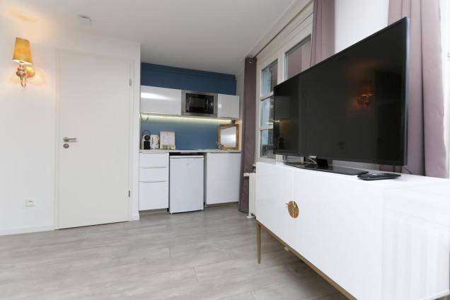 hotel com cozinha Estasburgo