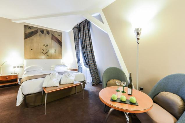 hotel romântico em Estrasburgo
