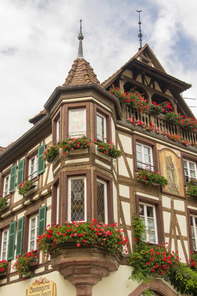 Kaysersberg França Alsácia