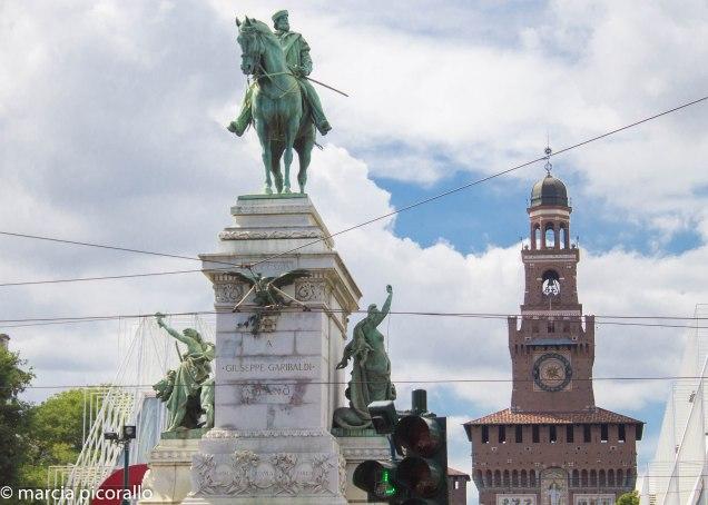 Milão monumentos