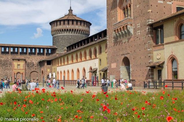 Sforzesco Milão museus