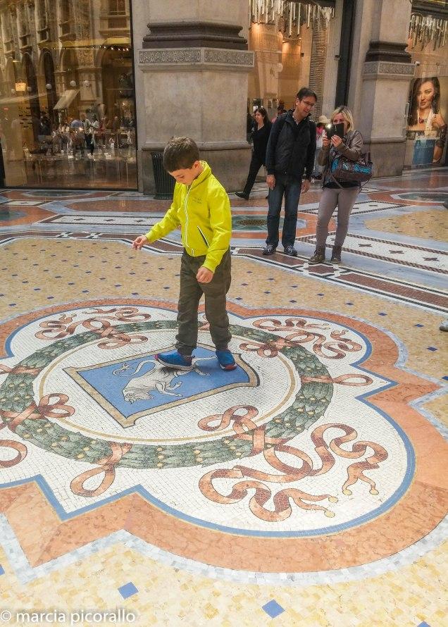 Galleria Vittorio Emanuelle Milano