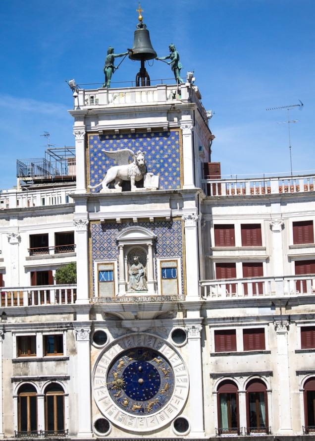 Torre do Relógio Veneza