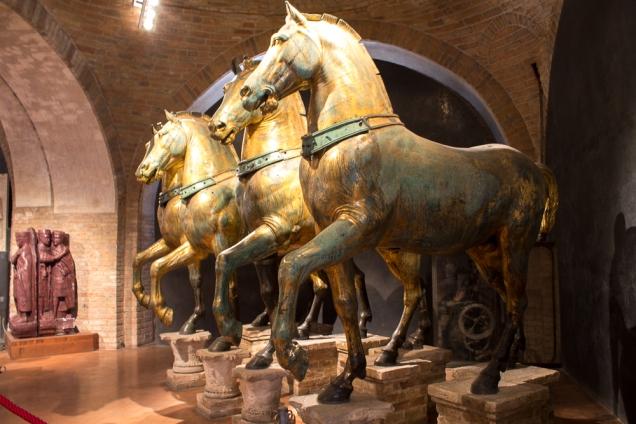 San Marco Museu Basílica Veneza
