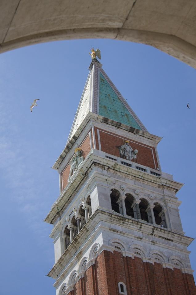 Veneza campanario ingressos