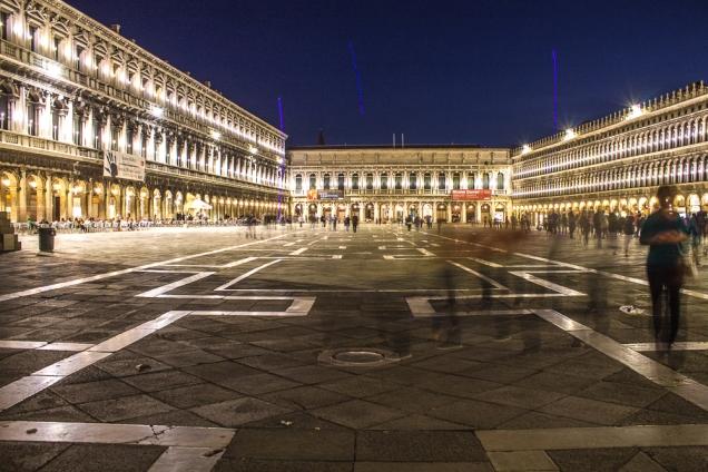Veneza noite
