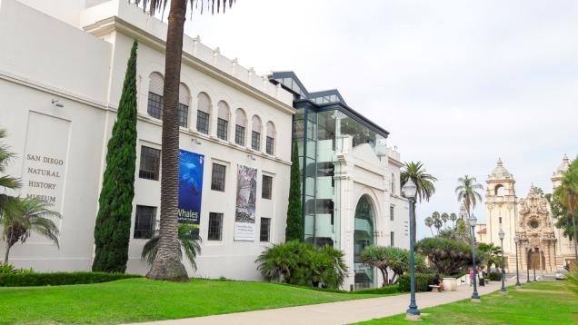 museus Balboa Park San Diego