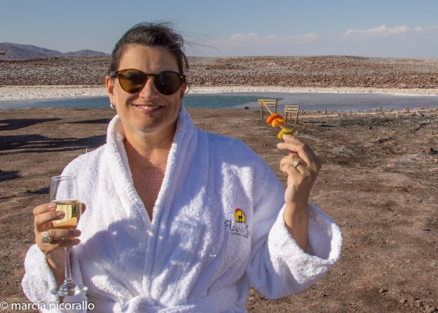 Agências fazem passeios Atacama