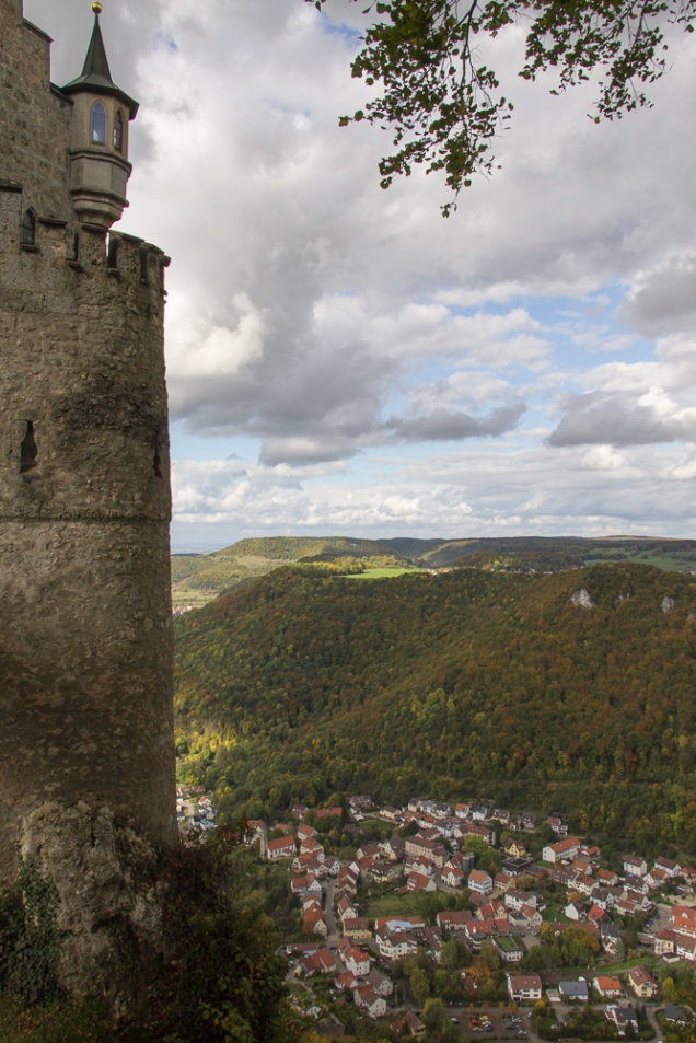 lichtenstein a partir de Stuttgart