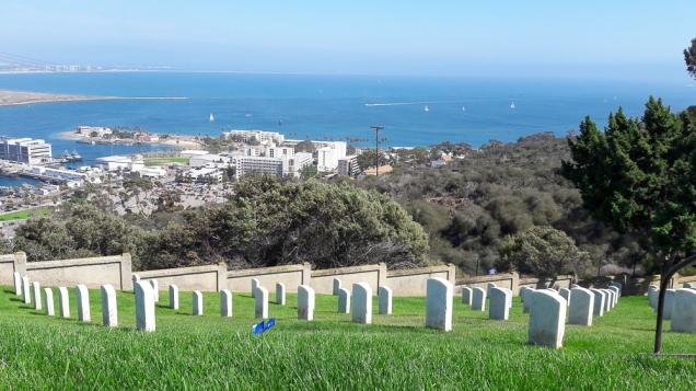 San Diego pontos turísticos cemitério