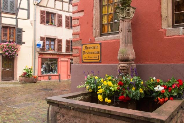 rotiero Alsácia