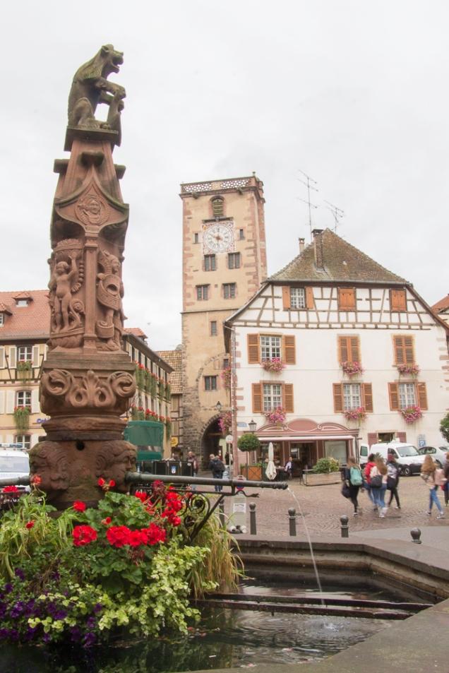 cidades medievais França