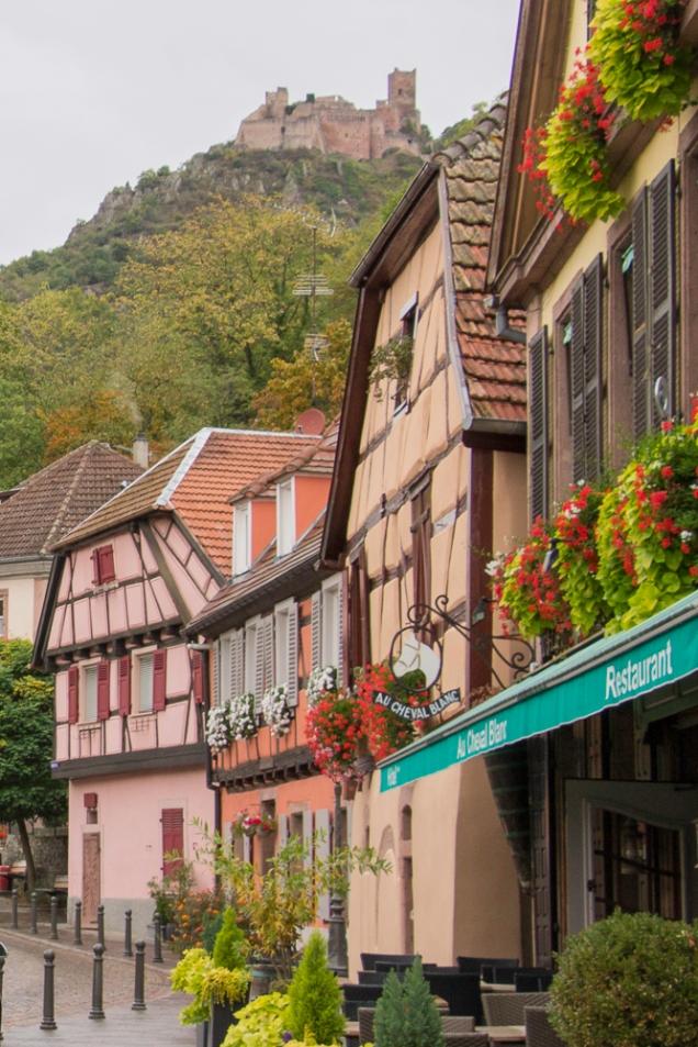 cidades visitar Alsácia