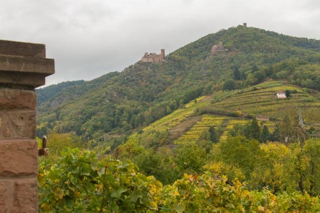 castelos medievais França