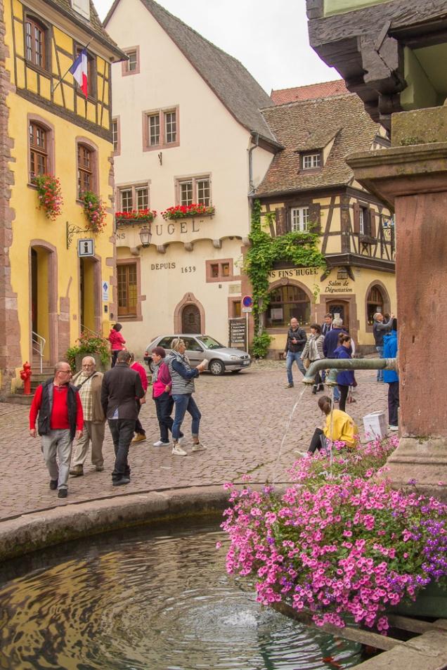 Riquewihr Alsácia