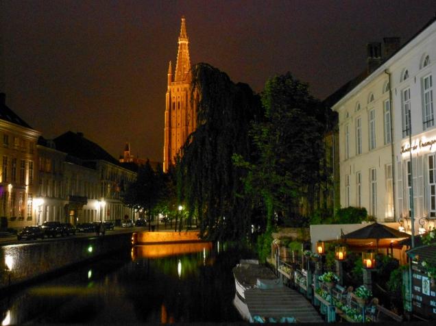 o que fazer em Bruges Bélgica
