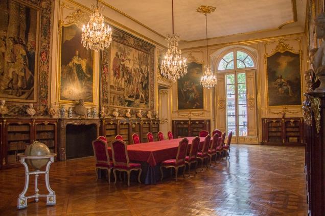 Estrasburgo palácio
