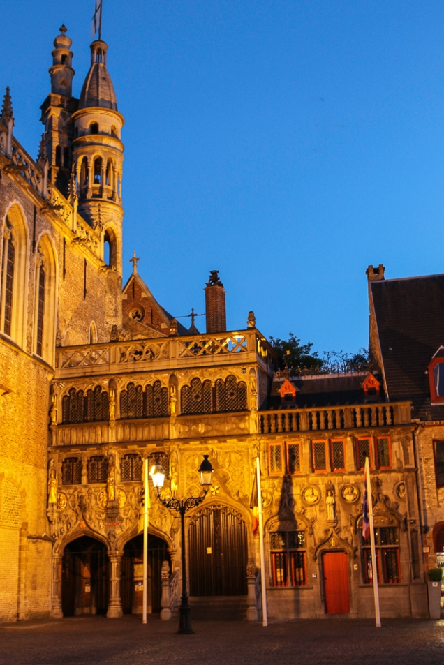Bruges o que fazer
