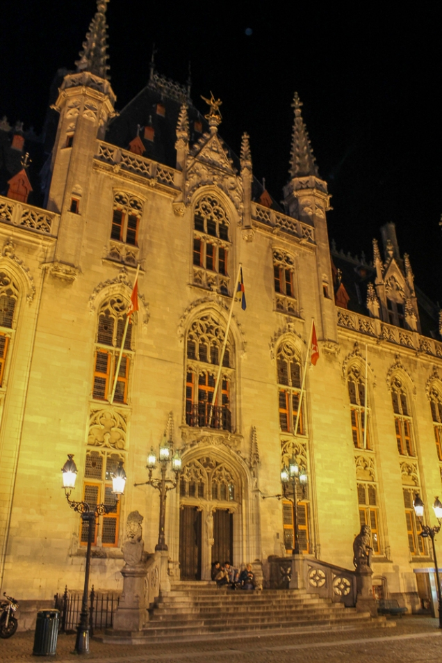Bruges Palácio Provincial