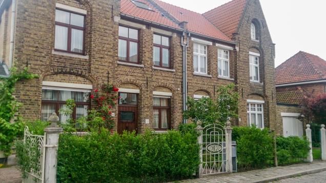 casas em Bruges