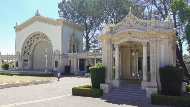 San Diego parque e museu