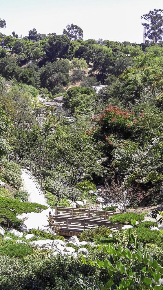BAlboa Park jardim japonês