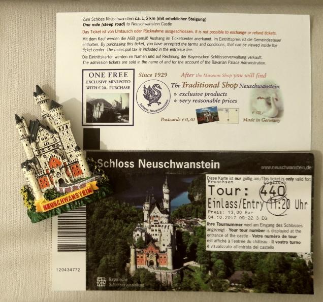 ingressos Neuschwanstein