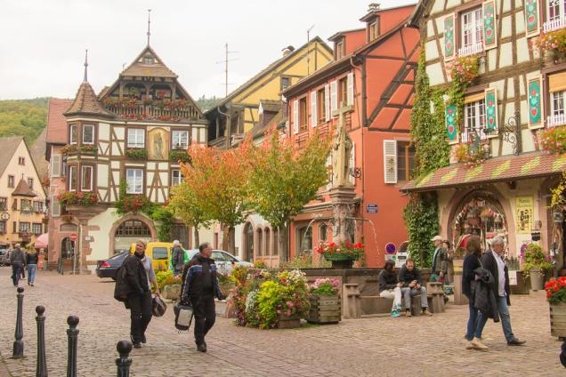 Kaysersberg-Alsacia