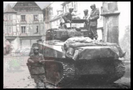 Kaysersberg Segunda Guerra