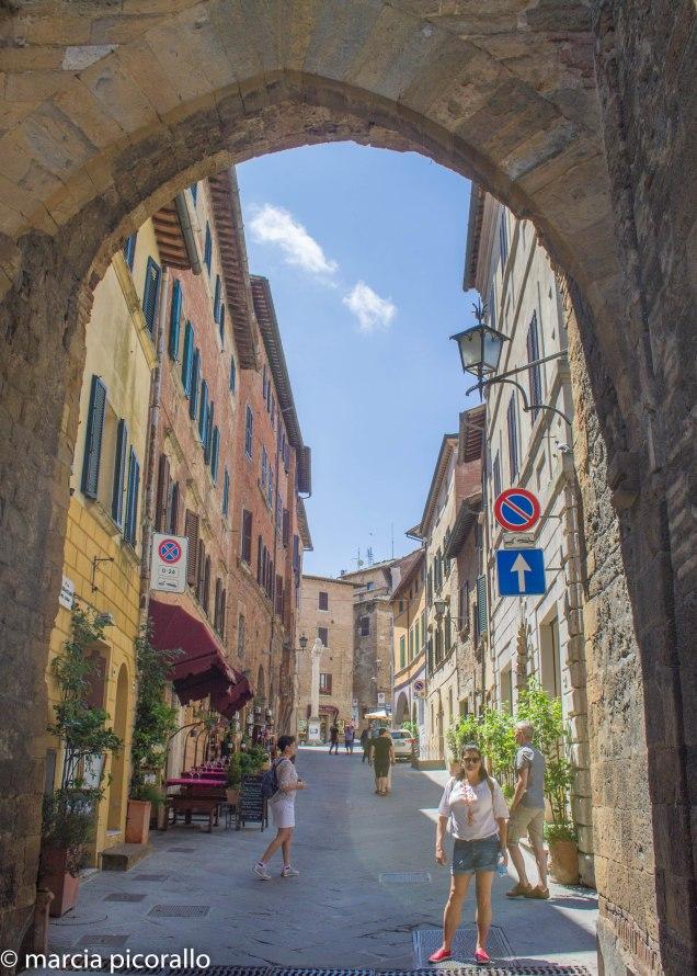 Montepulciano como chegar