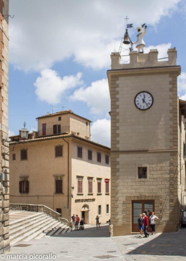 Montepulciano roteiro itinerário